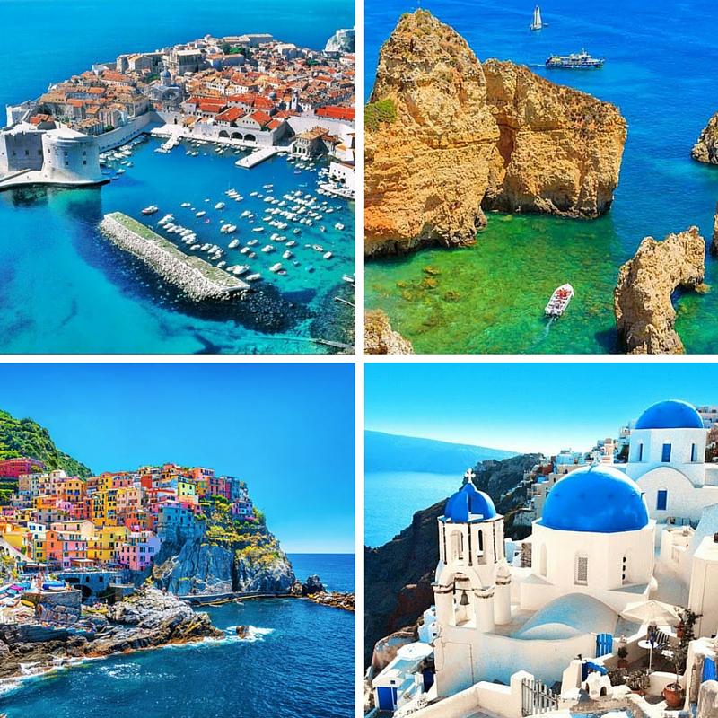 2016 Travel Plans and Wanderlust Wishlist
