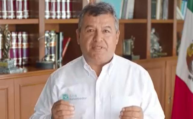 Carreto renuncia a candidatura del PANAL