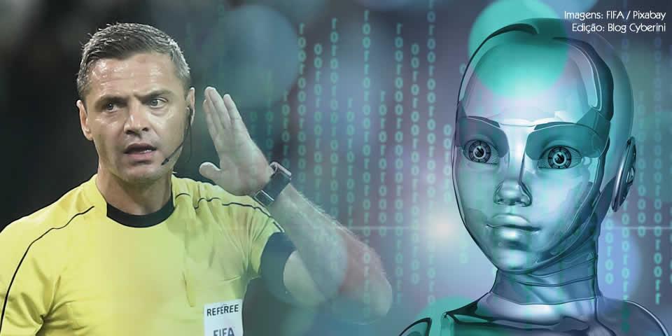 Inteligência artificial e árbitro de futebol