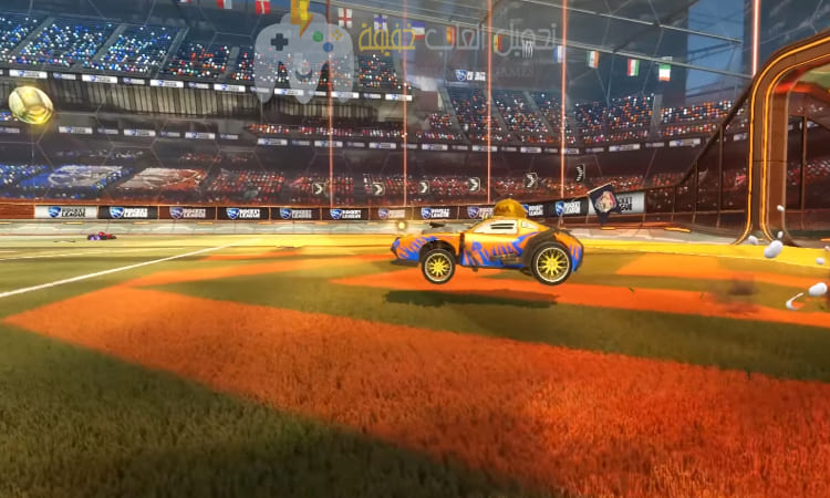 تحميل لعبة Rocket League مضغوطة بحجم صغير