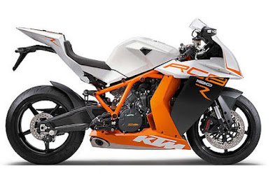 New 2016 KTM 1190 RC8R  wallpapers