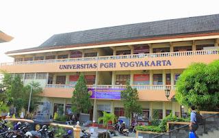 Pendaftaran Dan Biaya Kuliah Universitas PGRI Yogyakarta (UPY)