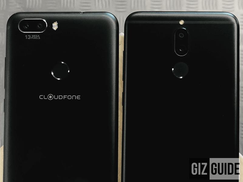 Capable midrange camera phones