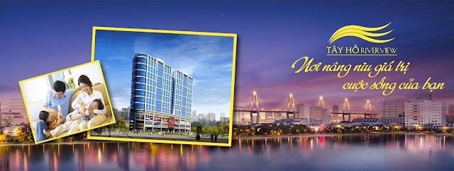 Tây Hồ River View Phú Thượng - Nơi nâng niu giá trị cuộc sống của bạn