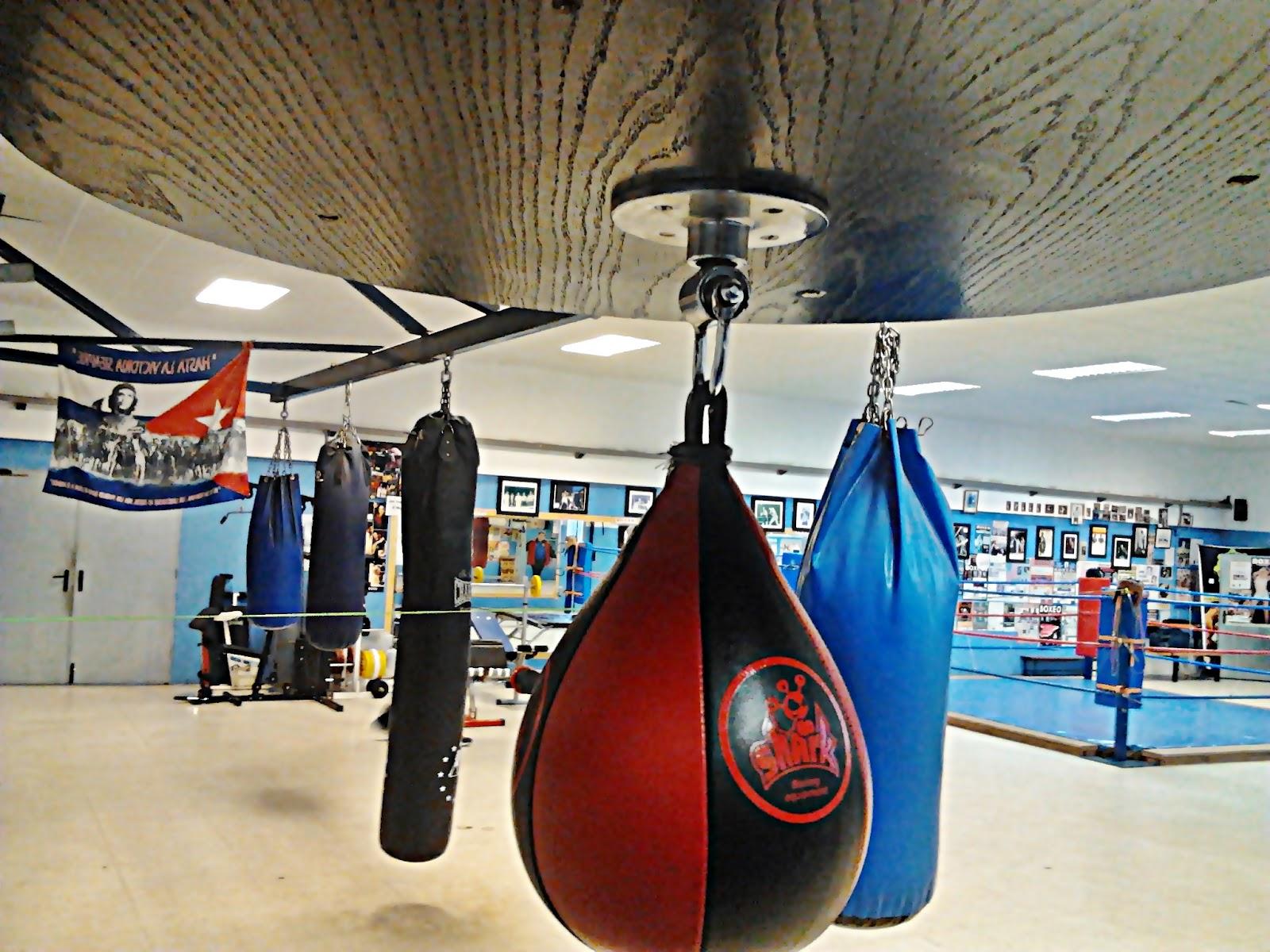 Gimnasio De Boxeo En Lugo Boxing Club Cidade De Lugo