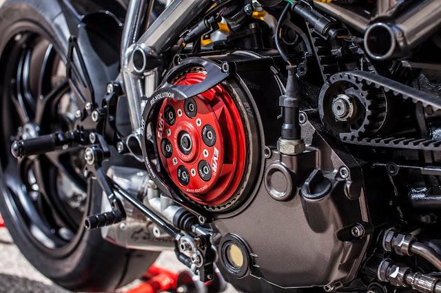 Ducati 848 By XTR Pepo Hell Kustom