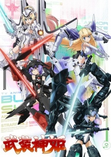 Busou Shinki Batch Subtitle Indonesia