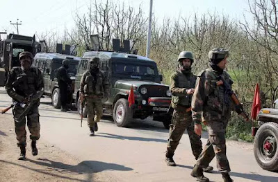 On Navy Day, 3 militant modules busted in Kashmir, 18 OGWs held