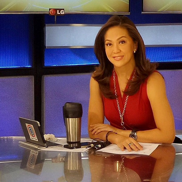 "Karen Davila Hindi Napigilang Magreact sa video ni ""KaladKaren"""