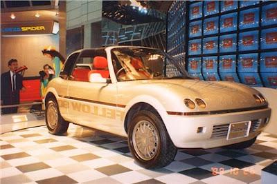 Daihatsu Fellow 90 Tahun 1989