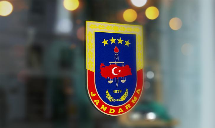 Jandarma Genel Komutanlığı Vektörel Logosu