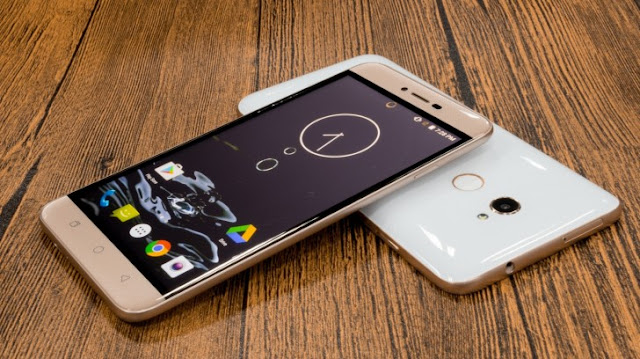 Coolpad launched two smartphones Mega 3 and Note 3S Available Amazon Online