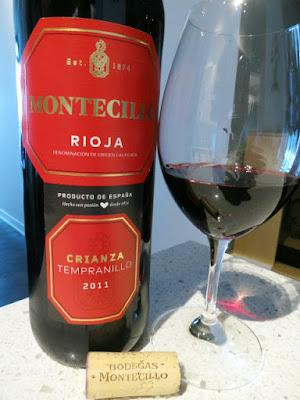 Montecillo Crianza 2011 (88 pts)