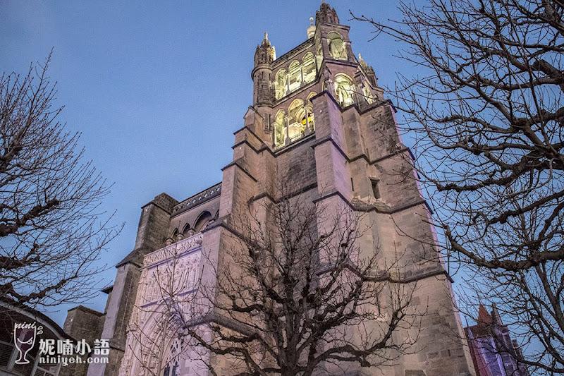 【瑞士洛桑景點】洛桑大教堂。瑞士境內最美麗的教堂