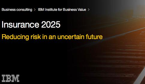 IBM IBV - Insurance 2025