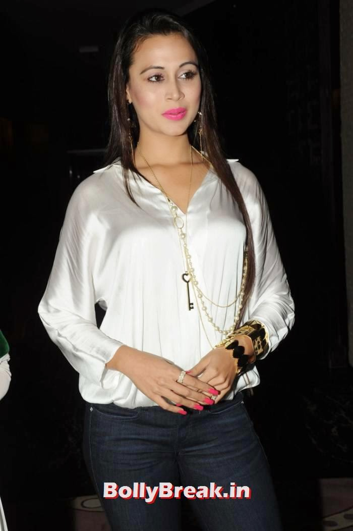 , Actress Charlotte Claire Latest hot Photos in Silk Top
