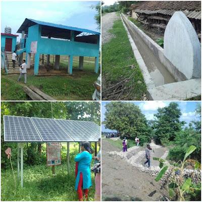 जलवायु परिवर्तन सहयोग कार्यक्रमबाट बर्दियामा ५१हजार बासिन्दा लाभान्वित