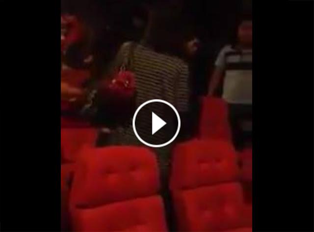 Heboh...!! Penonton Bioskop Kesurupan Saat Menonton Film The Conjuring 2