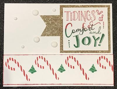Christmas, #CTMHVandra, Vandra, cardmaking, stamping, foam tape, thank you, sweet, catalogue, NEW, treats, hearts, star, candy cane, glitter paper,