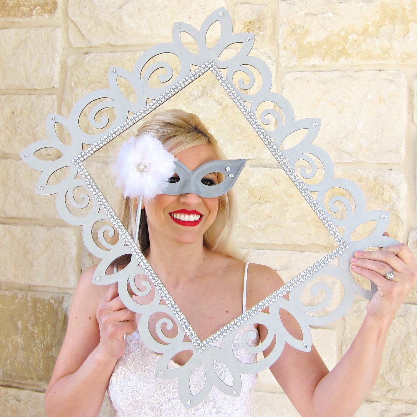 Wedding Photography Props: Morena's Corner