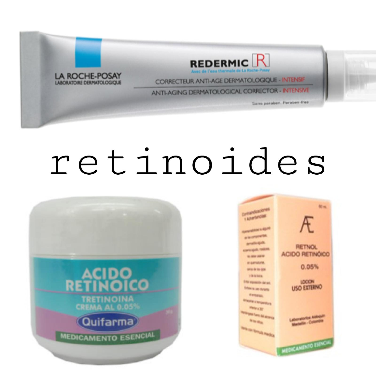 Para q sirve la crema de acido retinoico