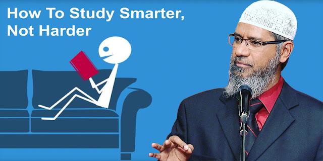 3 WAYS TO STUDY SMARTER, NOT HARDER