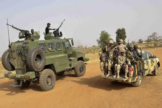 Nigerian Soldiers Write Touching Letter To Buhari Over 7-Months Unpaid Allowances [READ]