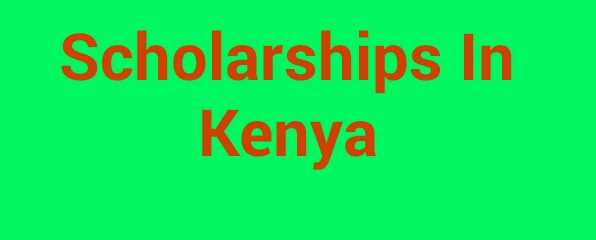Scholarships in kenya