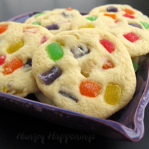 Gumdrop Cookies Recipe #BringtheCOOKIES