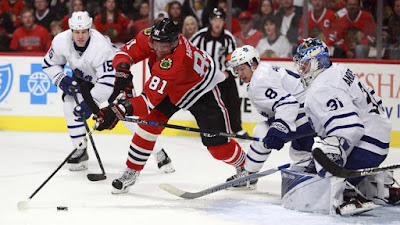 Blackhawks-Maple Leafs