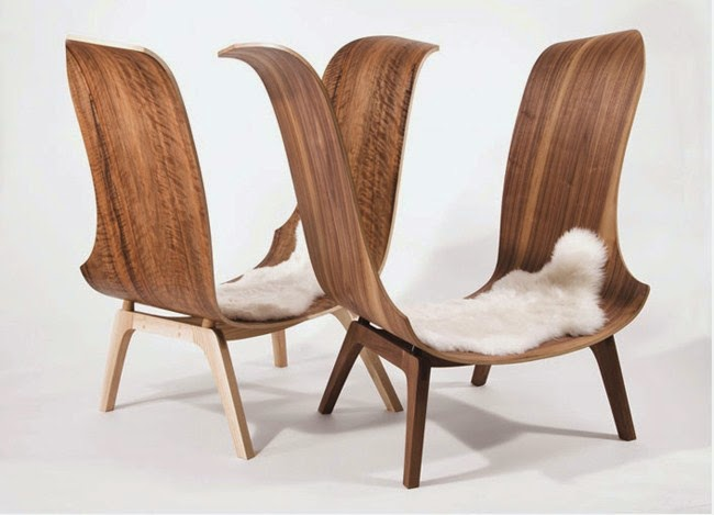 Furniture and wood shavings: Jason McCloskey I