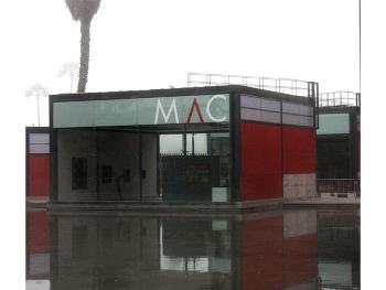 Museo de Arte Contemporáneo - Lima
