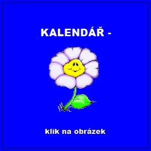KALENDÁŘ -