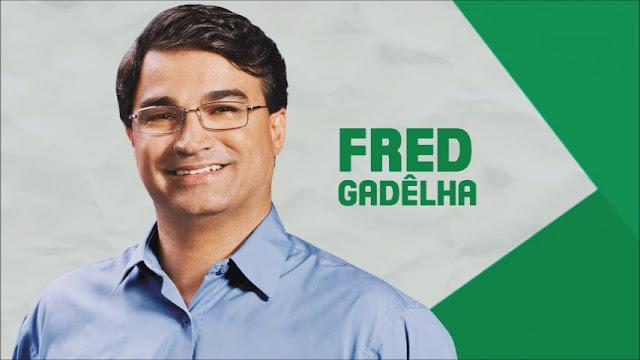 Fred Gadelha estará hoje na Sala de Debates