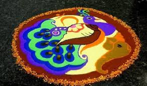 Rangoli Designs For Diwali Latest