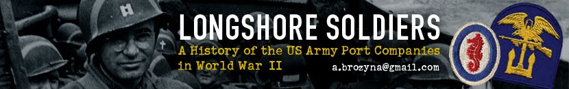 Longshore Soldiers: Army Port Battalions in WWII