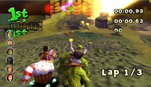 Download Shrek Smash and Crash PCSX2 ISO PC Games & HP Android Full Version ZGASPC