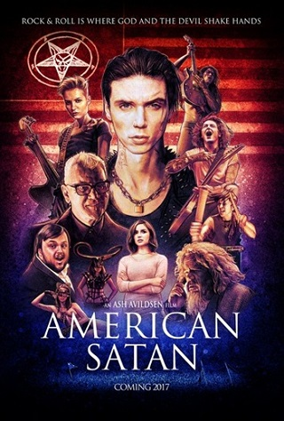 American Satan 2017 English 300MB BRRip 480p ESubs