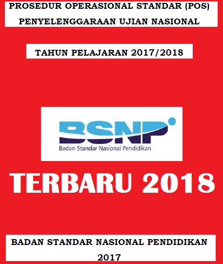 Download Pos Un 2018 Bsnp Format Pdf