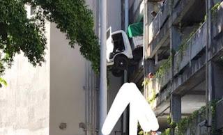 Motorista morre ao cair do 3ª andar de estacionamento de shopping na PB