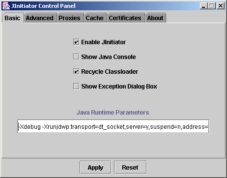 Oracle Forms application security assessment setup | An Old man