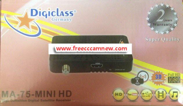 ملف قنوات لجهاز DIGICLASS MA-75 MINI HD مرتب وبجودة عالية,ملف قنوات لجهاز, ,DIGICLASS MA-75 MINI HD, مرتب وبجودة عالية,