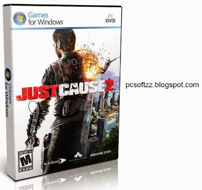 Just Cause 2 Highly Compressed Download for PC