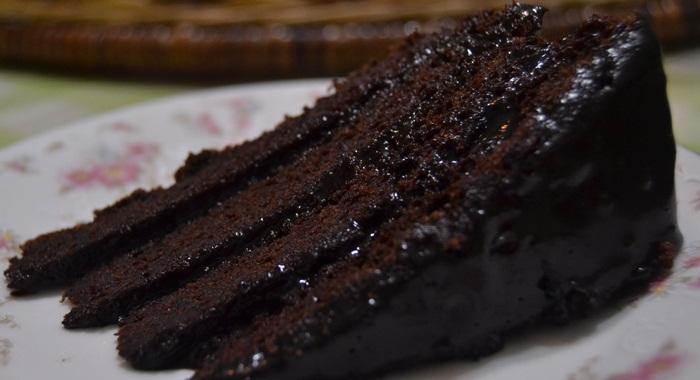 Resep Cake Kukus Lumer: Resep Cara Membuat Cake Coklat Lembut Sederhana Dan Lumer
