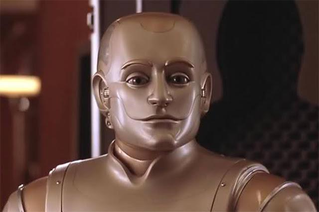Filmes Inteligencia artificial robo