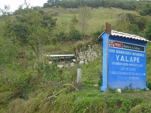 Complejo Arqueológico de Yalape
