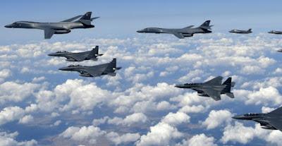 Korut Kecam Latihan Jet Tempur AS dan Korsel