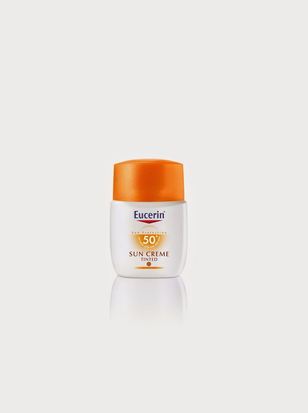 563b74ebb8b Eucerin® Sun lança Creme Solar Rosto com Cor FPS 50+