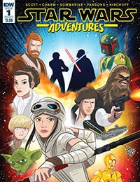 Star Wars Adventures (2017-)