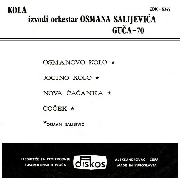 Vokalni Ansambl Dalmacija Dalmacija